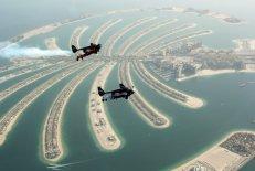 Sobrevolando Dubai