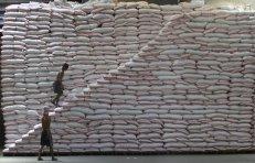 Stock de arroz en Filipinas