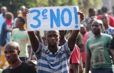 Burundi quiere democracia