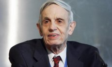 Muere John Forbes Nash