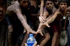 Inmigrantes en Myanmar